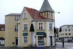 JYSKE-BANK Fotografering för Bildbyråer