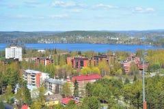 Jyvaskyla, Финляндия Стоковое Изображение RF