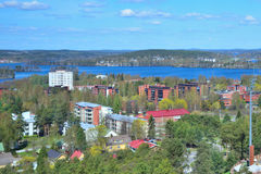Jyvaskyla, Finland Stock Images