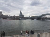 Köln Fotografia de Stock Royalty Free