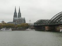 Kölner Dom fotografering för bildbyråer