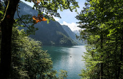 Königsee Royalty Free Stock Photography