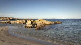 Köster-Insel-Landschaftsschutzgebiet lizenzfreies stockfoto