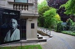 Käthe Kollwitz博物馆(柏林) 免版税库存照片