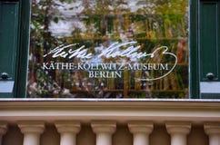 Käthe Kollwitz museum (Berlin) Arkivbilder