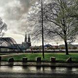 Köln imagen de archivo libre de regalías