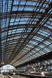 Köln Hauptbahnhof (4), Cologne, Tyskland fotografering för bildbyråer