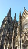 Kölner Dom Stockfoto