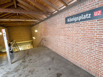 Königsplatz Fotos de archivo
