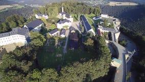 KÃ-NIGSTEIN/堡垒-飞行在堡垒 影视素材