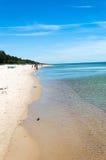 KÄ… ty η rybackie-λιμνοθάλασσα Vistula, Πολωνία στοκ φωτογραφίες