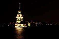 Kız-kulesi - İstanbul u. x28; Maiden& x27; s Tower& x29; Stockbild