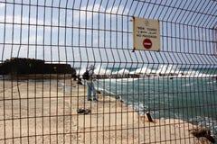 Käfig oder Zaun Lizenzfreies Stockfoto