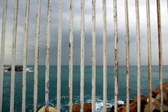 Käfig oder Zaun Lizenzfreies Stockbild