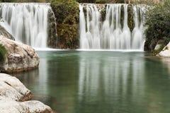 Källor av floden Algar Royaltyfri Foto