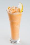 Kälte gefrorenes Getränk mit Melonenaroma Lizenzfreies Stockfoto