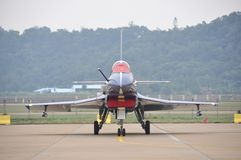Kämpe J-10 Arkivfoto