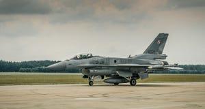 Kämpfender Falke F-16 Lizenzfreie Stockfotografie