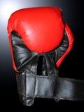 Kämpfender Handschuh stockfoto