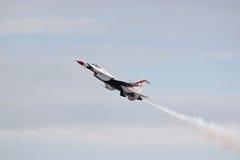 Kämpfendes Falke F-16 U.S.A.F. Lizenzfreies Stockfoto