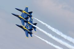 Kämpfer jet-4325X2 stockfotos
