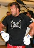 Kämpfer Ryan-Bader UFC Lizenzfreie Stockfotografie