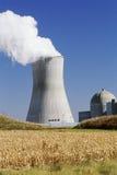 Kärn- reaktor Arkivbild