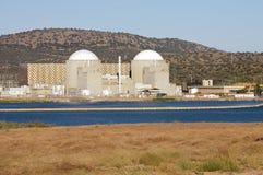 kärn- strömstation Royaltyfria Foton