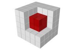 kärna vektor illustrationer