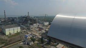 Kärnkraftverk Tjernobyl arkivfilmer