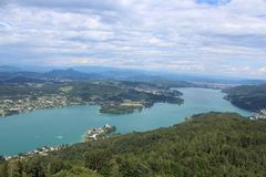 Kärnten, Österreich Stockbilder