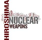 kärnvapen Royaltyfria Foton