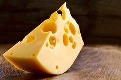 Käse-Block Lizenzfreie Stockbilder