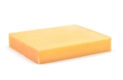 Käse-Block Stockbild