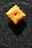 Käse-Cracker Stockfoto