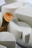 Käse des Landwirts Lizenzfreies Stockfoto