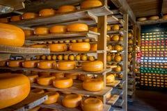 Käse für Verkauf Stockfotos