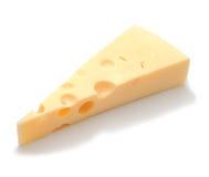 Käse Gruyère Stockfoto
