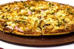 Käse-Pizza lizenzfreie stockbilder