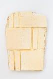 Käse und Brot Lizenzfreies Stockbild