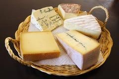Käsemehrlagenplatte Lizenzfreie Stockfotografie