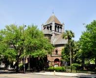 Kółkowy kościół, Charleston Fotografia Royalty Free