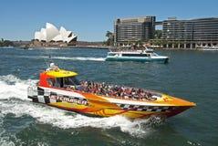 Kółkowy Quay, Sydney zdjęcia royalty free