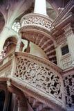 kółkowy schody Obrazy Royalty Free
