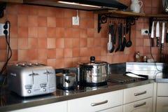 kök 2 Fotografering för Bildbyråer