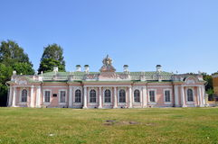 Kökvinge av säterit Kuskovo Arkivbild