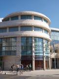 Kölcsey Centre. Kölcsey centre in Debrecen heart Royalty Free Stock Photo