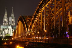 Köln Lizenzfreie Stockfotos