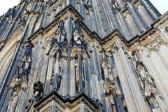 Köln CathedralGerman: Kölner Dom Lizenzfreie Stockfotografie