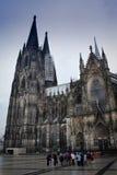 Köln, Deutschland - 13. August 2011: Köln-Kathedrale, Deutschland Stockbilder